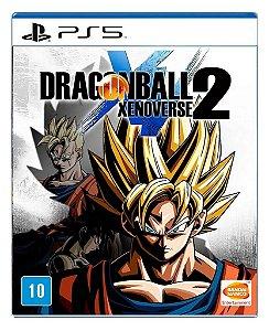 Dragon Ball Xenoverse 2 para PS5 - Mídia Digital