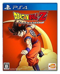 Dragon Ball Z Kakarot para PS4 - Mídia Digital
