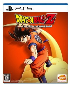 Dragon Ball Z Kakarot para PS5 - Mídia Digital