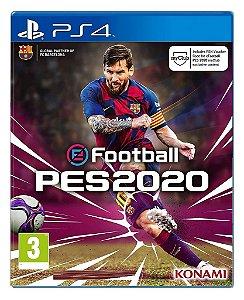 eFootball PES 2020 para PS4 - Mídia Digital