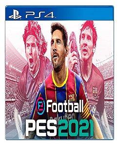 eFootball PES 2021 para PS4 - Mídia Digital