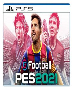 eFootball PES 2021 para PS5 - Mídia Digital
