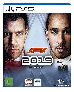 F1 2019 para PS5 - Mídia Digital