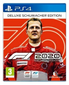 F1 2020 - Deluxe Schumacher Edition para PS4 - Mídia Digital
