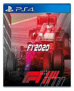 F1 2020 - Seventy Edition para PS4 - Mídia Digital