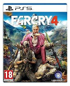 Far Cry® 4  para ps5 - Mídia Digital