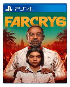 Far Cry 6 para PS4 - Mídia Digital