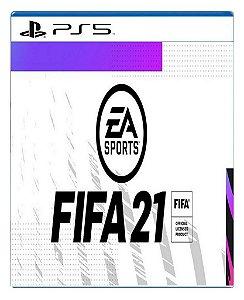Fifa 21 para PS5 - Mídia Digital