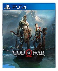 God Of War para PS4 - Mídia Digital