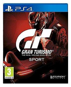 Gran Turismo Sport para ps4 - Mídia Digital