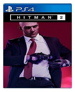 Hitman 2 para ps4 - Mídia Digital