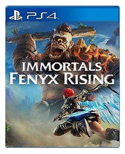 Immortals Fenyx Rising para ps4 - Mídia Digital