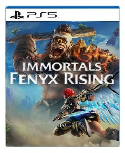 Immortals Fenyx Rising para ps5 - Mídia Digital