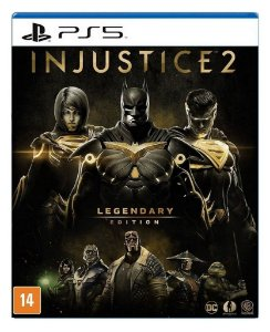 Injustice 2 Legendary Edition para PS5 - Mídia Digital