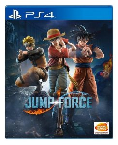 Jump Force para PS4 - Mídia Digital