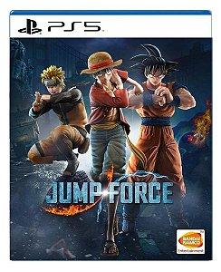 Jump Force para PS5 - Mídia Digital