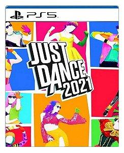 Just Dance 2021 para ps5- Mídia Digital