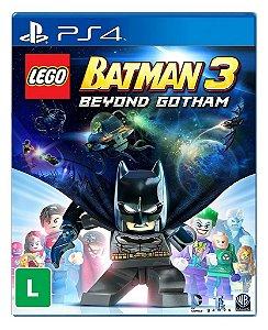 Lego Batman 3 para PS4 - Mídia Digital