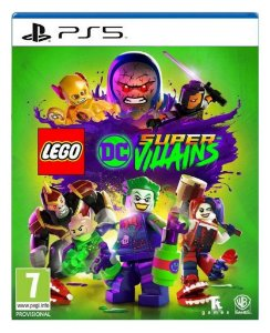 LEGO® DC Super-Vilões para ps5 - Mídia Digital