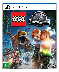 Lego Jurassic World para PS5 - Mídia Digital