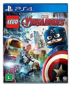 Lego Marvel's Avengers para PS4 - Mídia Digital