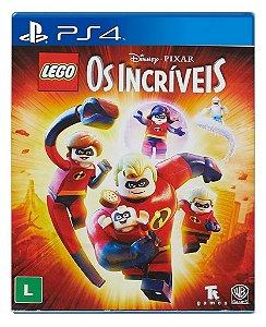Lego Os Incríveis para PS4 - Mídia Digital