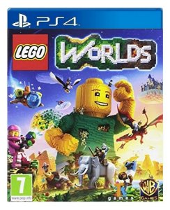 LEGO® Worlds para ps4 - Mídia Digital