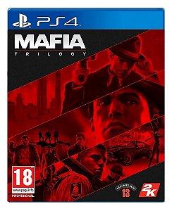 Mafia Trilogy para PS4 - Mídia Digital