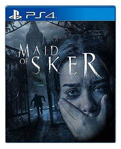 Maid of Sker para PS4 - Mídia Digital