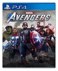 Marvel's Avengers para PS4 - Mídia Digital
