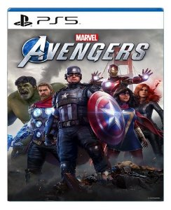 Marvel's Avengers para PS5 - Mídia Digital
