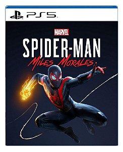 Marvel's Spider-Man: Miles Morales para PS5 - Mídia Digital