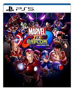 Marvel vs. Capcom Infinite para ps5 - Mídia Digital