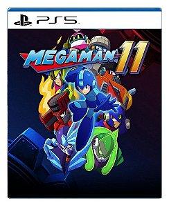 Mega Man 11 para ps5 - Mídia Digital
