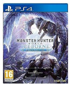 Monster Hunter World: Iceborne para ps4 - Mídia Digital