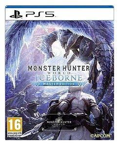 Monster Hunter World: Iceborne para ps5 - Mídia Digital