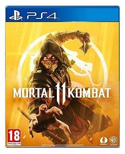 Mortal kombat 11 para PS4 - Mídia Digital