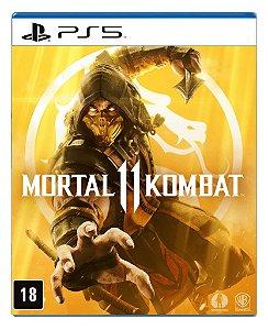 Mortal kombat 11 para PS5 - Mídia Digital