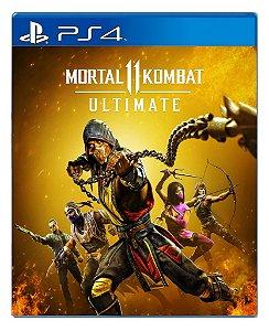 Mortal kombat 11 Ultimate para PS4 - Mídia Digital