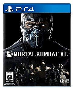 Mortal Kombat XL para PS4 - Mídia Digital