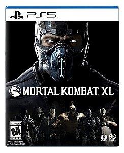 Mortal Kombat XL para PS5 - Mídia Digital