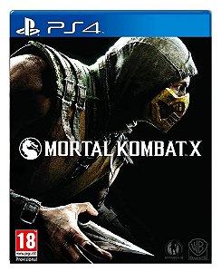 Mortal Kombat X para ps4 - Mídia Digital