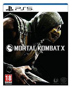 Mortal Kombat X para ps5 - Mídia Digital