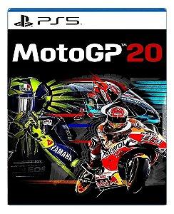 MotoGP 20 para ps5 - Mídia Digital