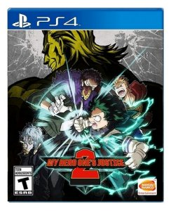 My Hero One's Justice 2 para PS4 - Mídia Digital