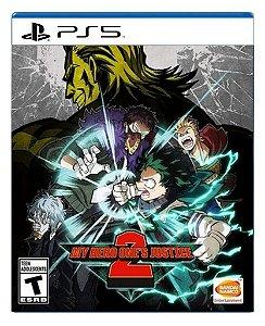 My Hero One's Justice 2 para PS5 - Mídia Digital