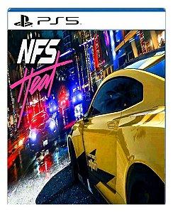 Need for Speed Heat para PS5 - Mídia Digital