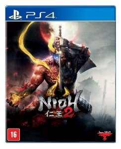 Nioh 2 para PS4 - Mídia Digital