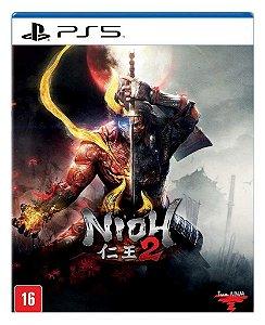 Nioh 2 para PS5 - Mídia Digital