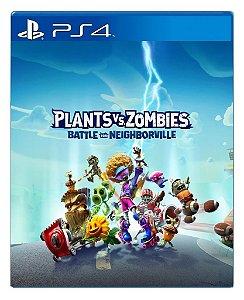 Plants vs Zombies Battle for Neighborville para ps4 - Mídia Digital